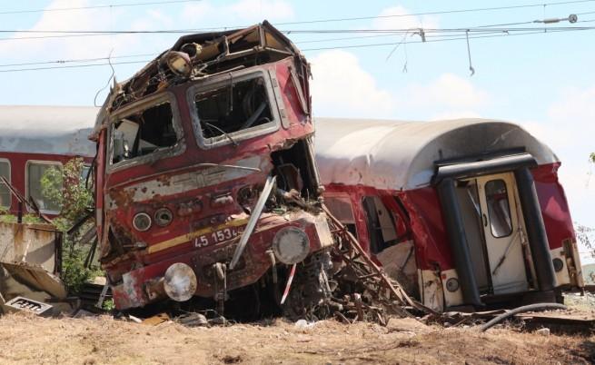 Нова версия за дерайлиралия влак – машинистите са невинни