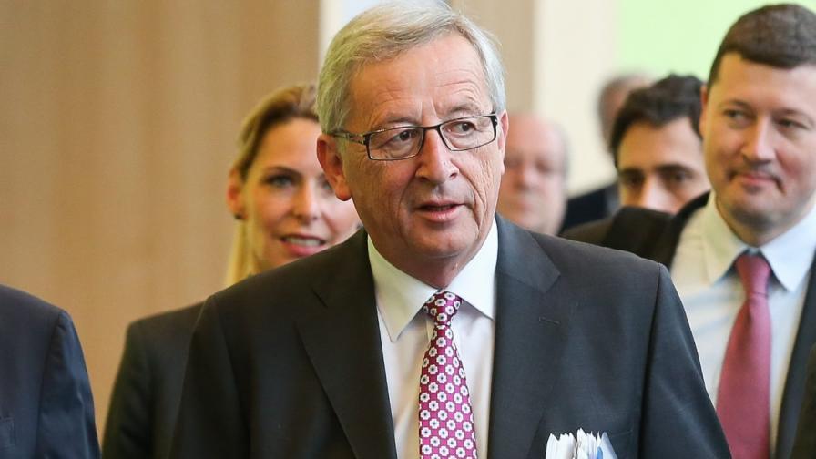 Гласуват кандидатурата на Жан-Клод Юнкер за шеф на ЕК