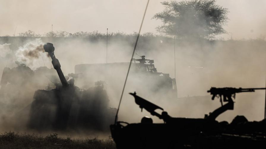 Израел прикани 100 хил. души от Газа да се евакуират