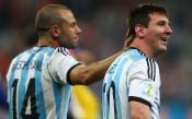 Масчерано: Меси е властелинът на футбола