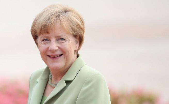 Ангела Меркел на 60