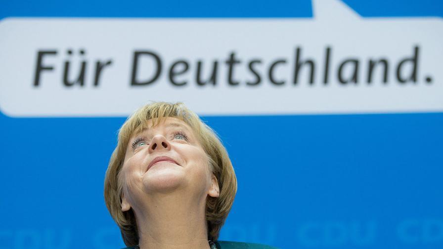 Неуморимата Меркел обиколи шест страни за пет дни
