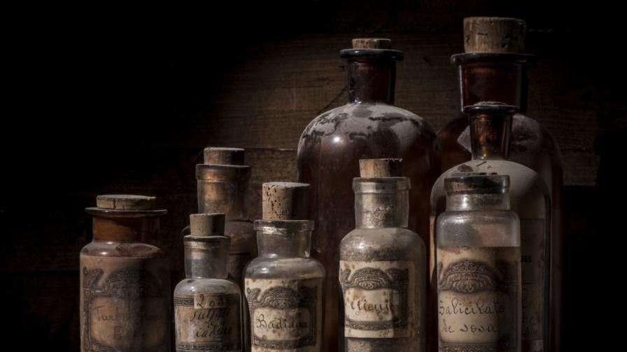 Домашни лекове от XVII век