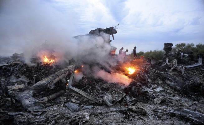 Черните кутии на MH17 са в Украйна