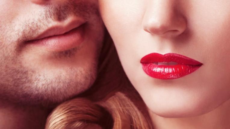 устни двойка страст връзка любов