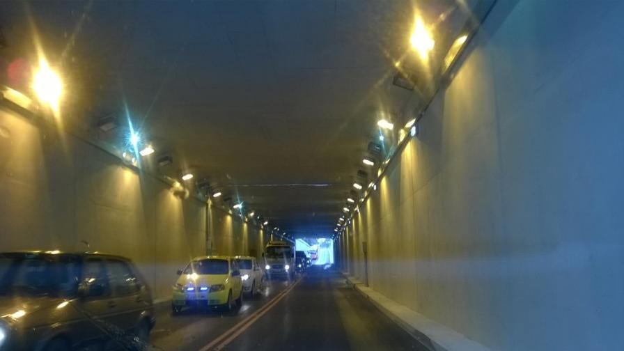 Отворен е един от новите тунели на Лъвов мост