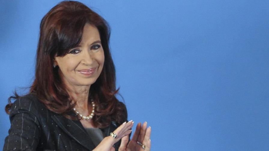 Кирхнер: Аржентина няма да фалира