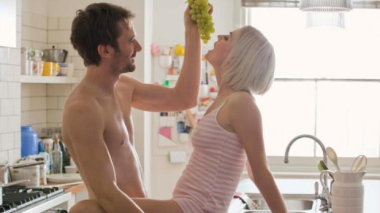 секс вкусна храна предпочитание липса на интимни контакти инерция