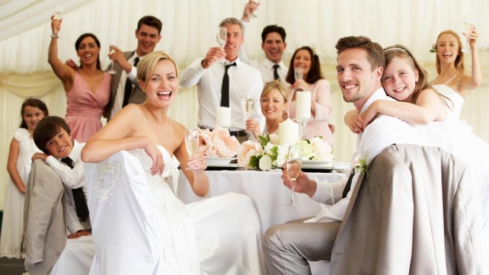 Нежелани гости за сватбата ви