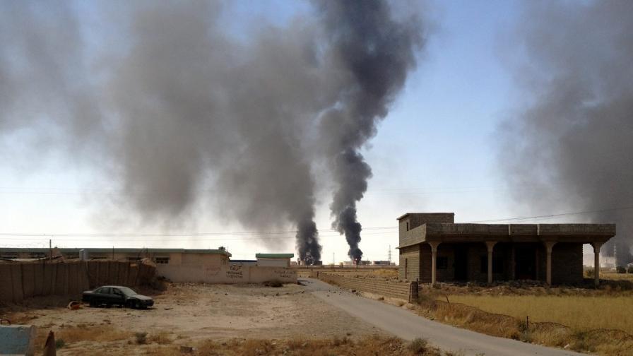 """""""Ислямска държава"""" изгори живи 52 деца"""