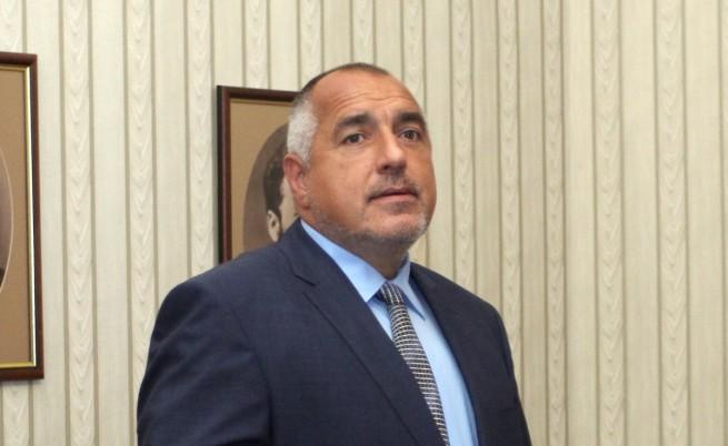Борисов: Ако друг е премиер, трябва да ме пита