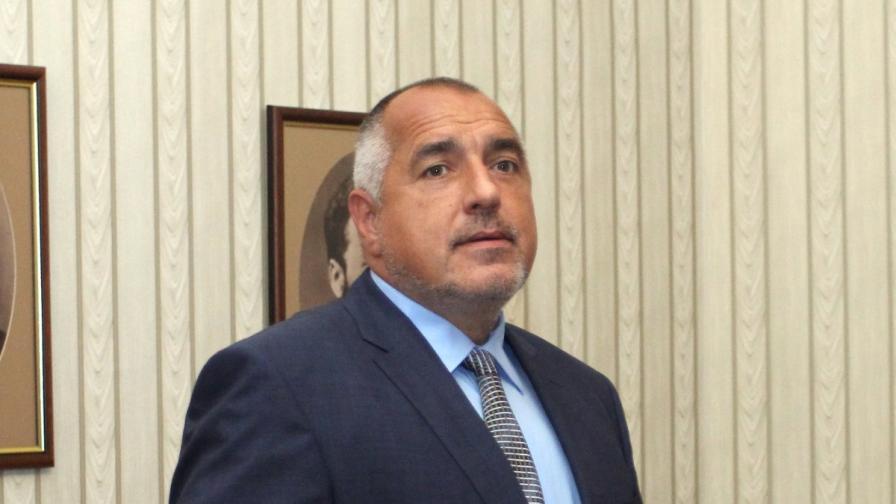Борисов: Няма да ни простят коалиция с управлявалите