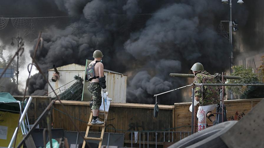 "Радикалните ""Десен сектор"" поставиха ултиматум на Киев"