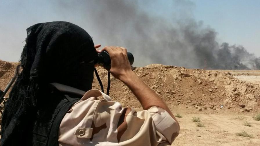"""Барак Обама разреши """"високоточни"""" въздушни удари в Ирак"""