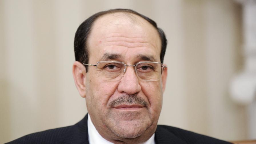 Премиерът на Ирак Нури ал Малики