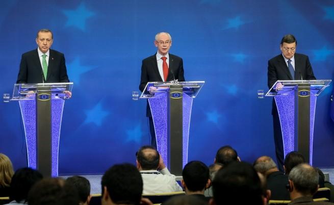 ЕС призова избрания за президент Ердоган да играе помирителна роля в Турция