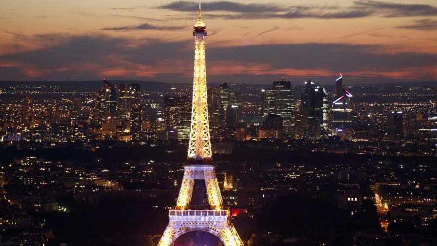 Франция – любимата страна на туристите