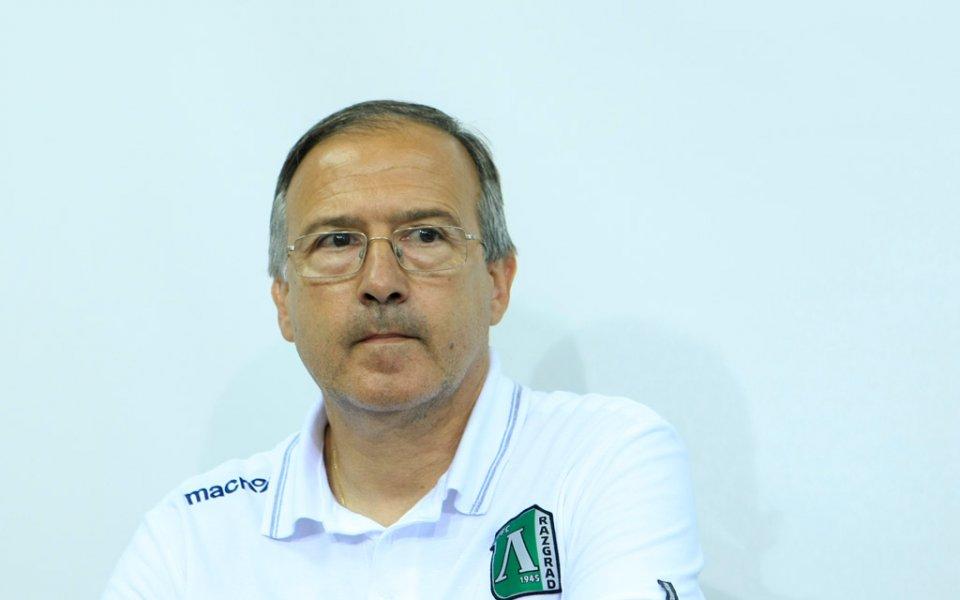 Георги Дерменджиев: Хамза може да играе срещу Ботев