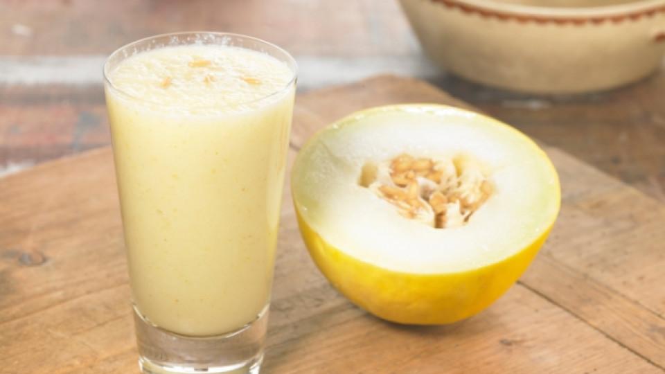 Сокът от пъпеш помага срещу махмурлук
