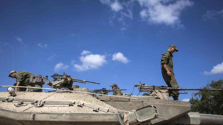 Удължиха с пет дни примирието в Ивицата Газа