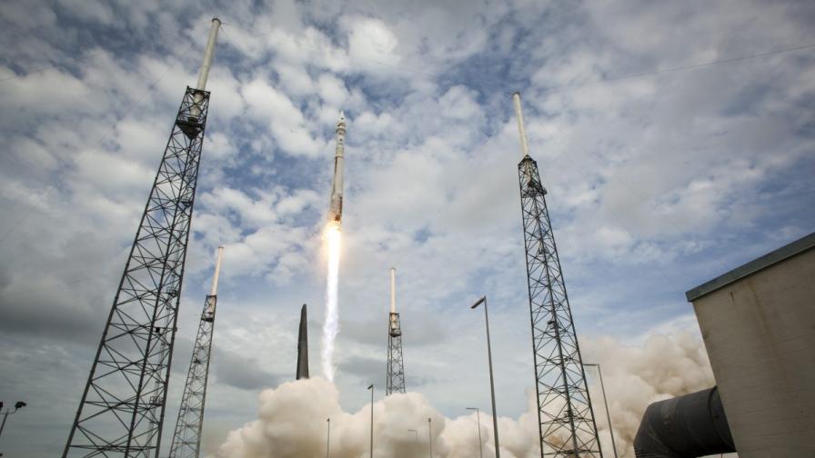 Най-мощният фотосателит WorldView-3 застана на орбита