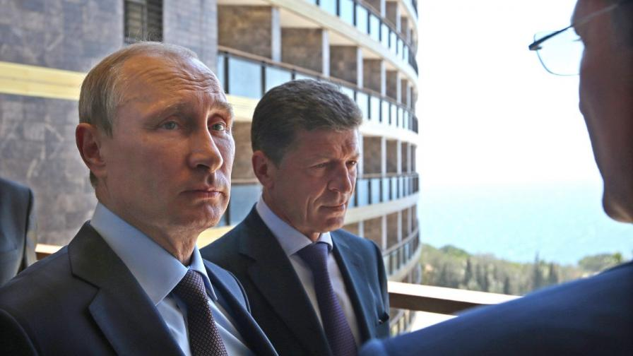 ЕС не признава изборите в Крим и Севастопол