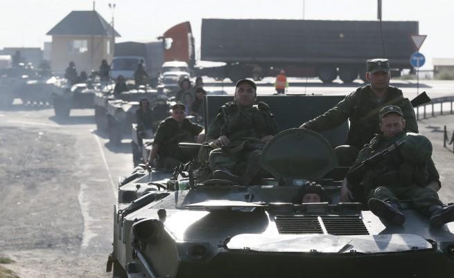 НАТО и Киев потвърдиха влизането на руска военна колона в Украйна