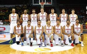 Баскетбол 2014 - Турция