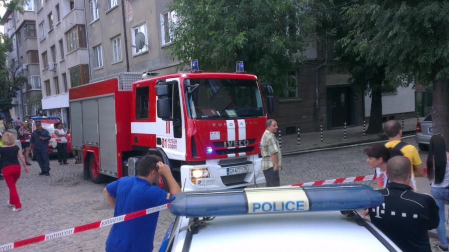 Пожар уби двама души в Стара Загора