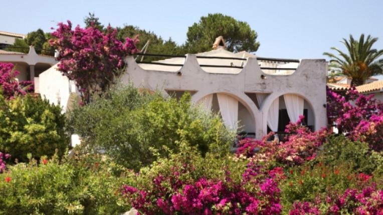 Costa Smeralda изумрудения бряг Сардиния