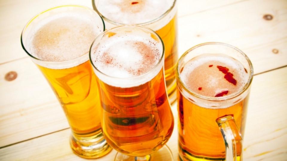 От бира ли се получава наистина биреното коремче?