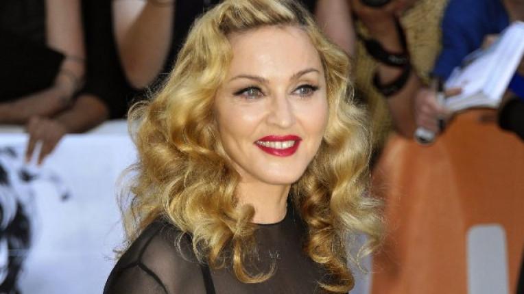 Мадона с втора модна линия и парфюм