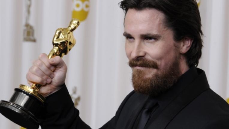Крисчън Бейл спечели тазгодишния Оскар за поддържаща мъжка роля във