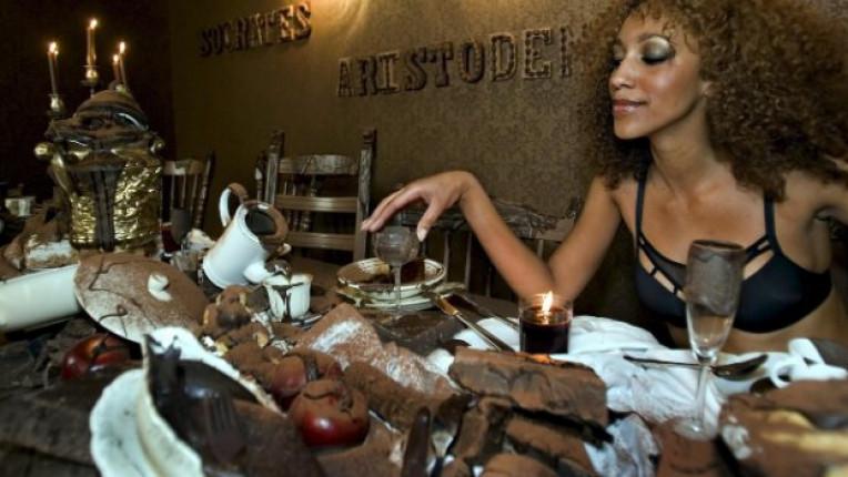 Шоколадова процедура за лице и тяло у дома