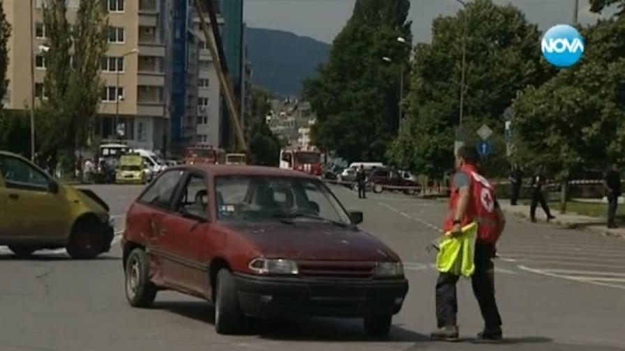 Таксиметрови шофьори парамедици тръгват в София