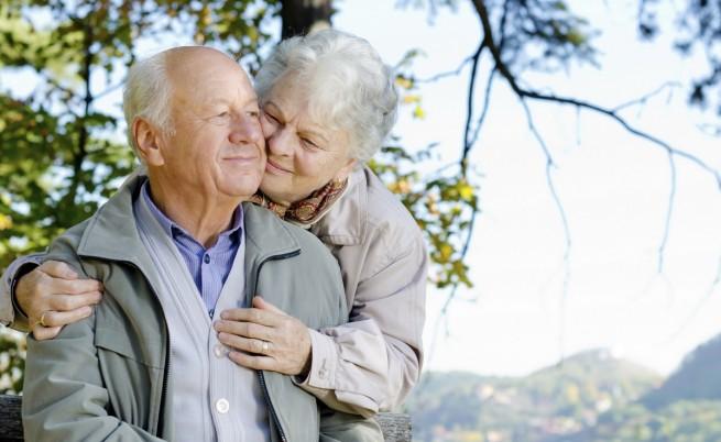 Най-щастливи сме, когато станем на 70