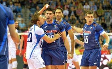 Коронавирусът спря и волейбола в Италия