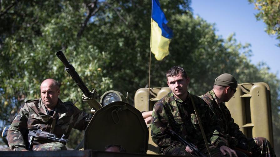 В Украйна са били заловени двама руски войници