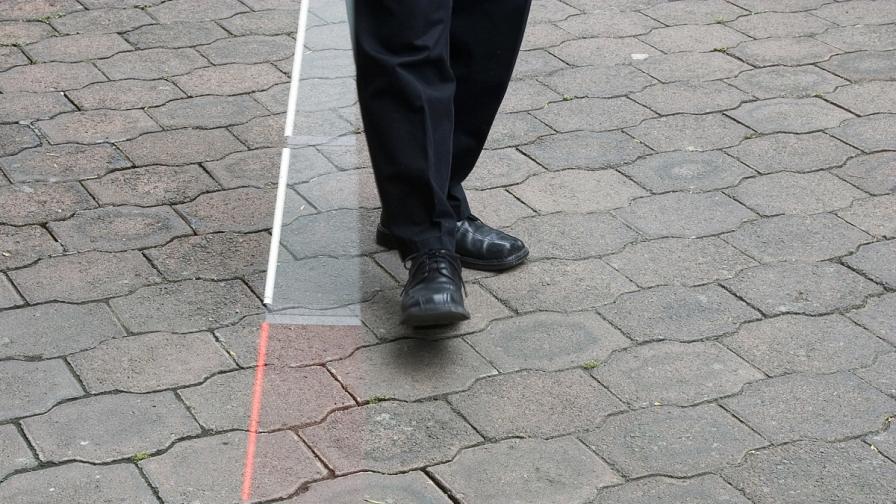 Умен бастун ще помага на хора с проблеми със зрението