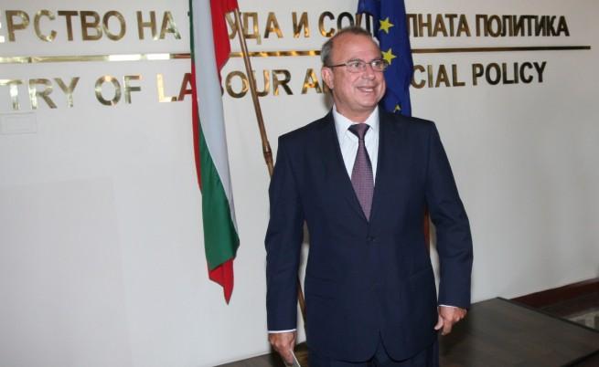 Христосков предложи няколко варианта за пенсионна и осигурителна реформа