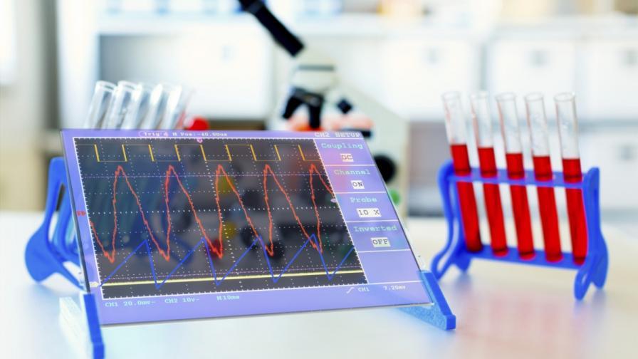 Първа трансплантация на ретина от стволови клетки