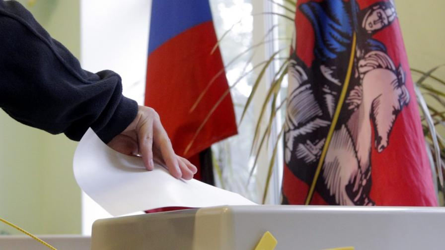 Партията на Путин с голям успех на изборите