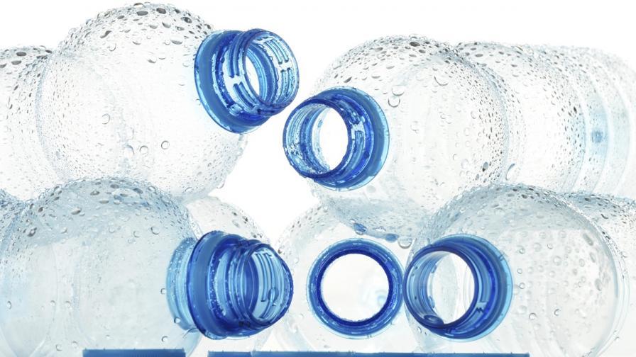Ядливи бутилки ще ни спасят от пластмасовото замърсяване