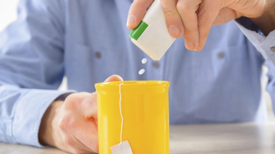 Изкуствените подсладители предразполагат към диабет и затлъстяване