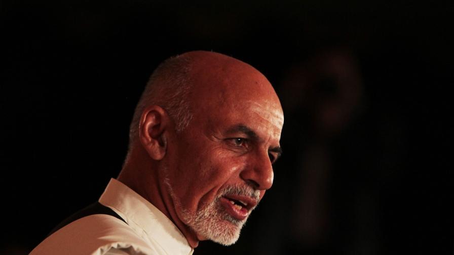 Ашраф Гани е новият президент на Афганистан