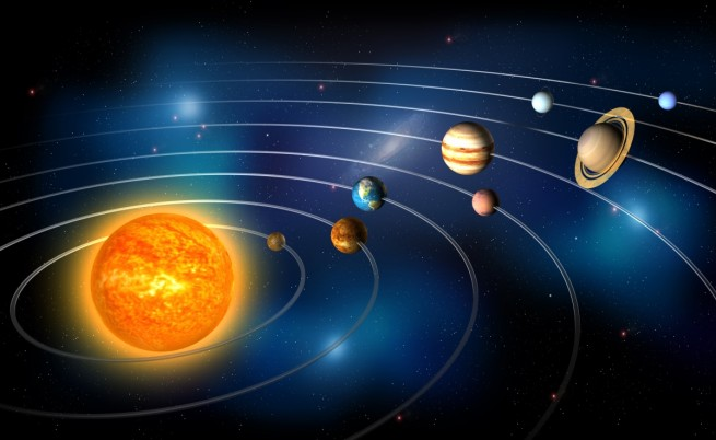 Водата в Слънчевата система е по-стара от Слънцето