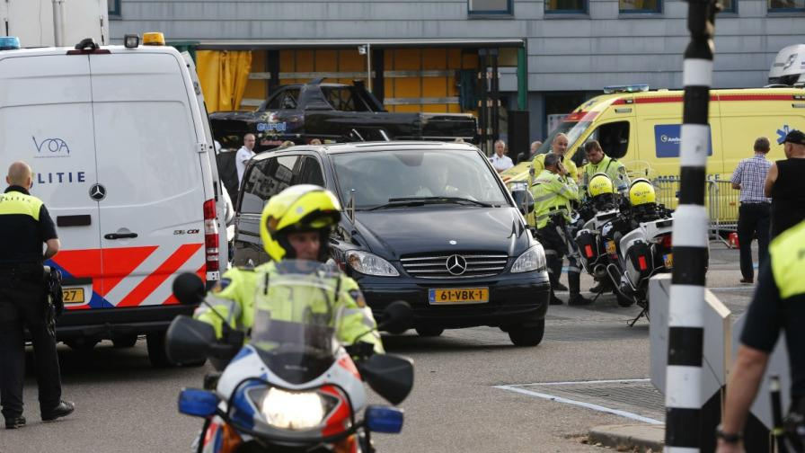 Автошоу в Холандия взе три жертви