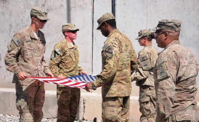 Кабул подписа със САЩ и НАТО споразумения за статута на техните войници