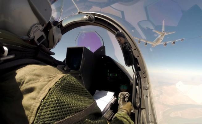 Неидентифицирани самолети нанесоха удари срещу ИД в Либия