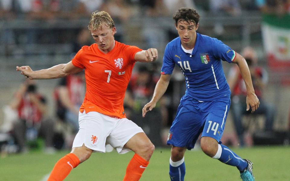 Дирк Каут прекрати  кариерата си в тима на Холандия